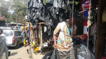 Government yet to effect thin plastics ban