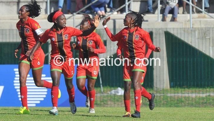 Team spirit drives national women's football team