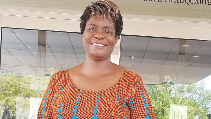 Zeria Banda-Teacher turned journalist geared to make a difference
