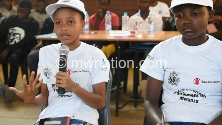 Child Parliament | The Nation Online
