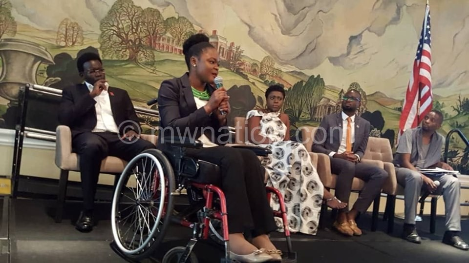 Chrissy Zimba | The Nation Online