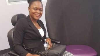 Chrissy Zimba: Promoting employment rights for youth with disabilities