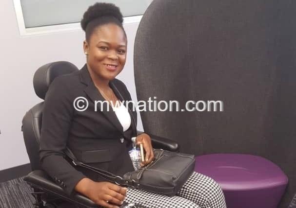Chrissy Zimba1 | The Nation Online