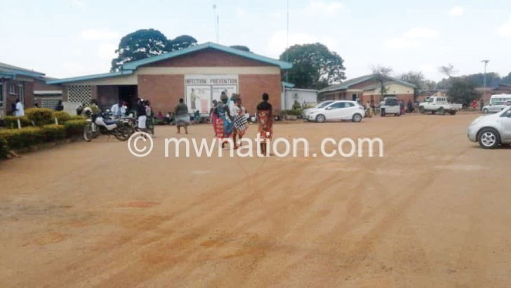 Dedza District Hospital | The Nation Online