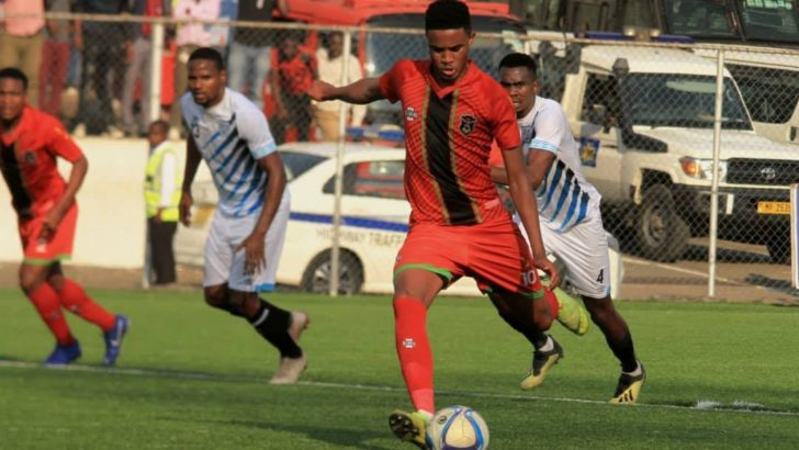 I was nervous before taking penalty—Gerald