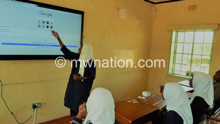 Mama Khadija School impresses education official