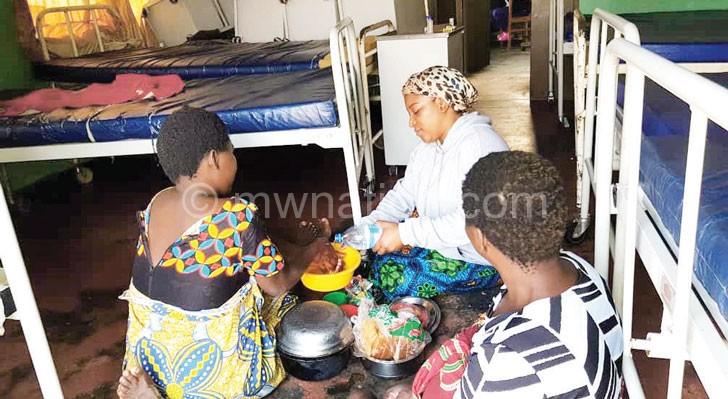 Nsiyaludzu Health Centre1 | The Nation Online