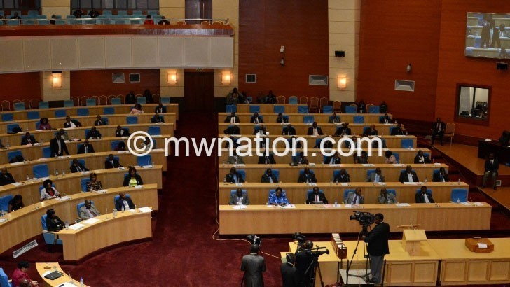 Parliament 1 | The Nation Online