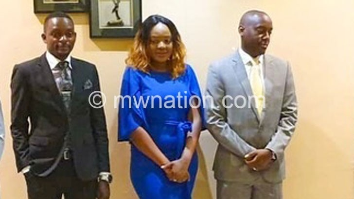Blantyre Rotary Club inducts two