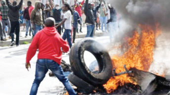 Xenophobia: Agony, grief and fear