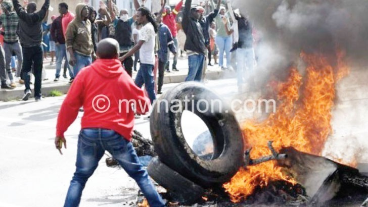 Xenophobia | The Nation Online