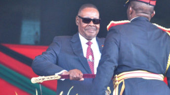 'Masiku 100 a Mutharika sanakome'