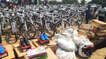 Agriculture project distributes K35m equipment in Mwanza