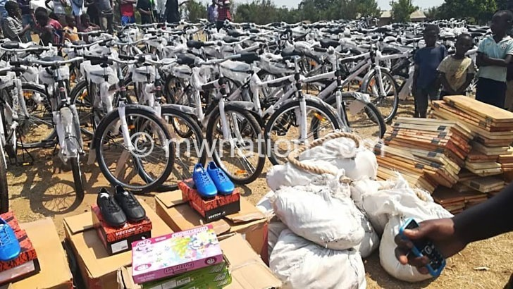 bicycles   The Nation Online