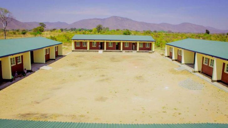 Bushiri hands over school to govt