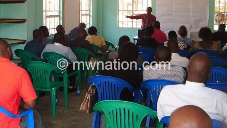 Secondary schools project excites Karonga DEC