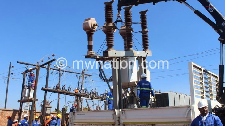 escom 1 | The Nation Online