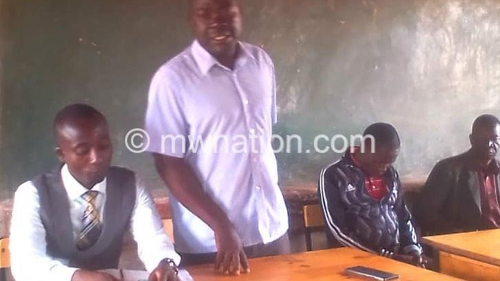 Kauma School turned into dumpsite