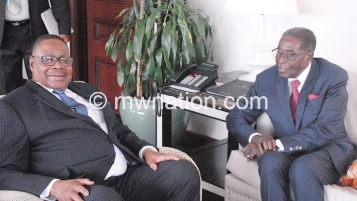 mugabe | The Nation Online