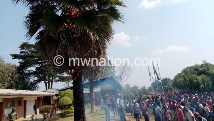 mzuzu demos | The Nation Online