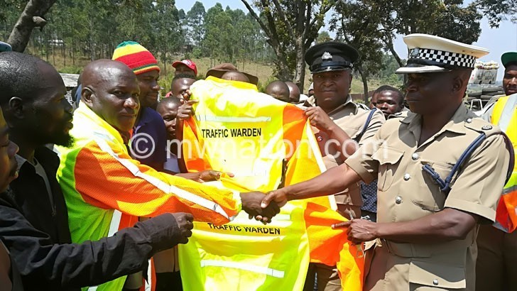 Limbe Police introduce traffic wardens