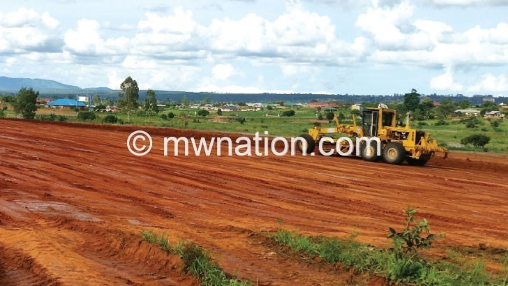 road construction 2 | The Nation Online
