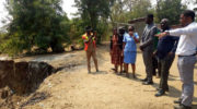 Shire River threatens Chikwawa District Hospital
