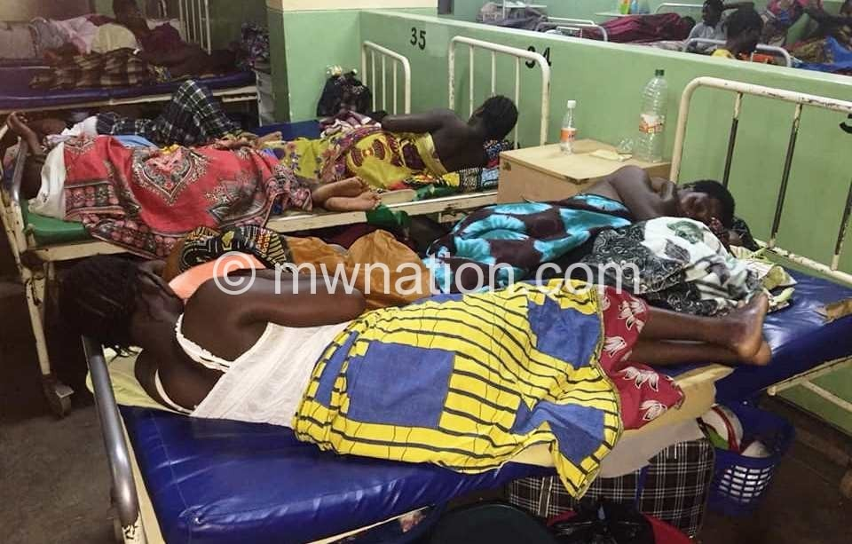 sleep over | The Nation Online