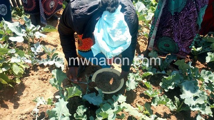 NGO intensifies manure production in Mzimba