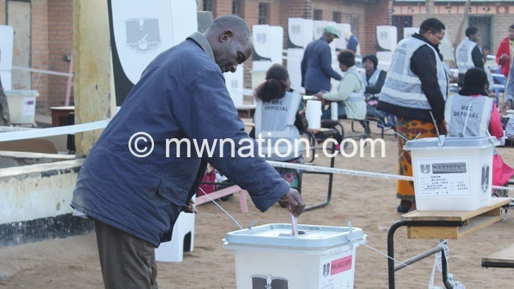 MEC to register voters for by-elections