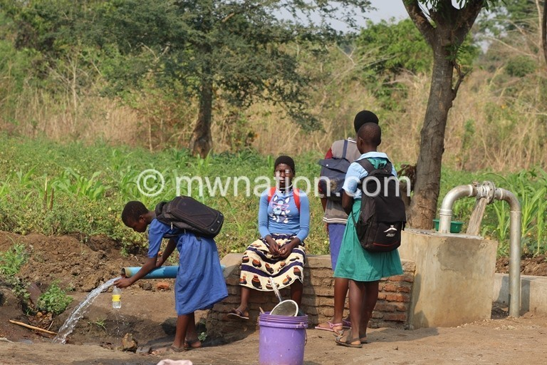 An artisanal well at Chamangwana | The Nation Online