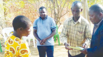 NGO trains women living with HIV and Aids in Balaka