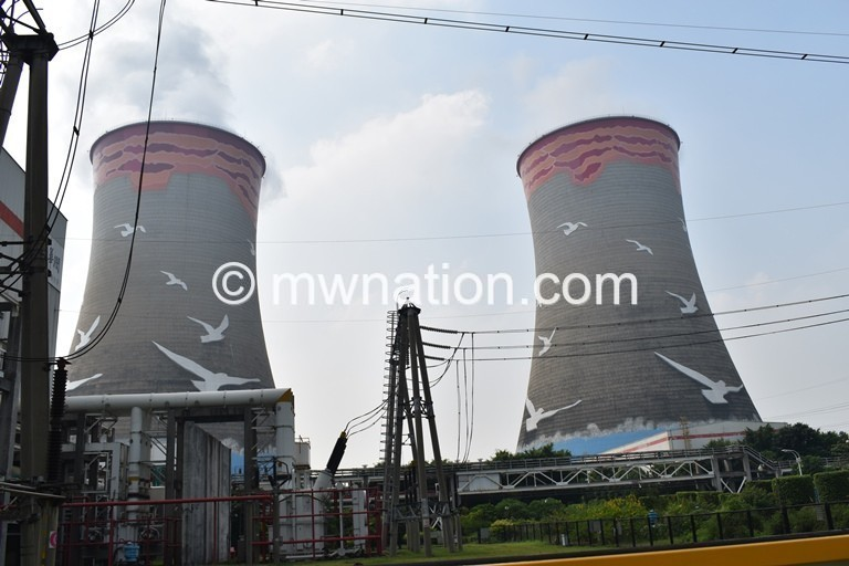 Coal plant 2 | The Nation Online