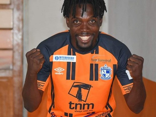 Tussle over Ghanaian defender rages on
