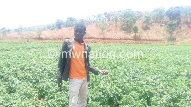 Farmers' lack of knowledge worries Mzuzu ADD