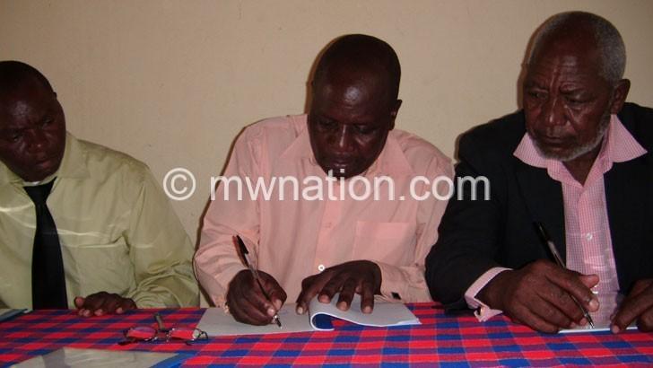 Karonga activates health standard operating procedures