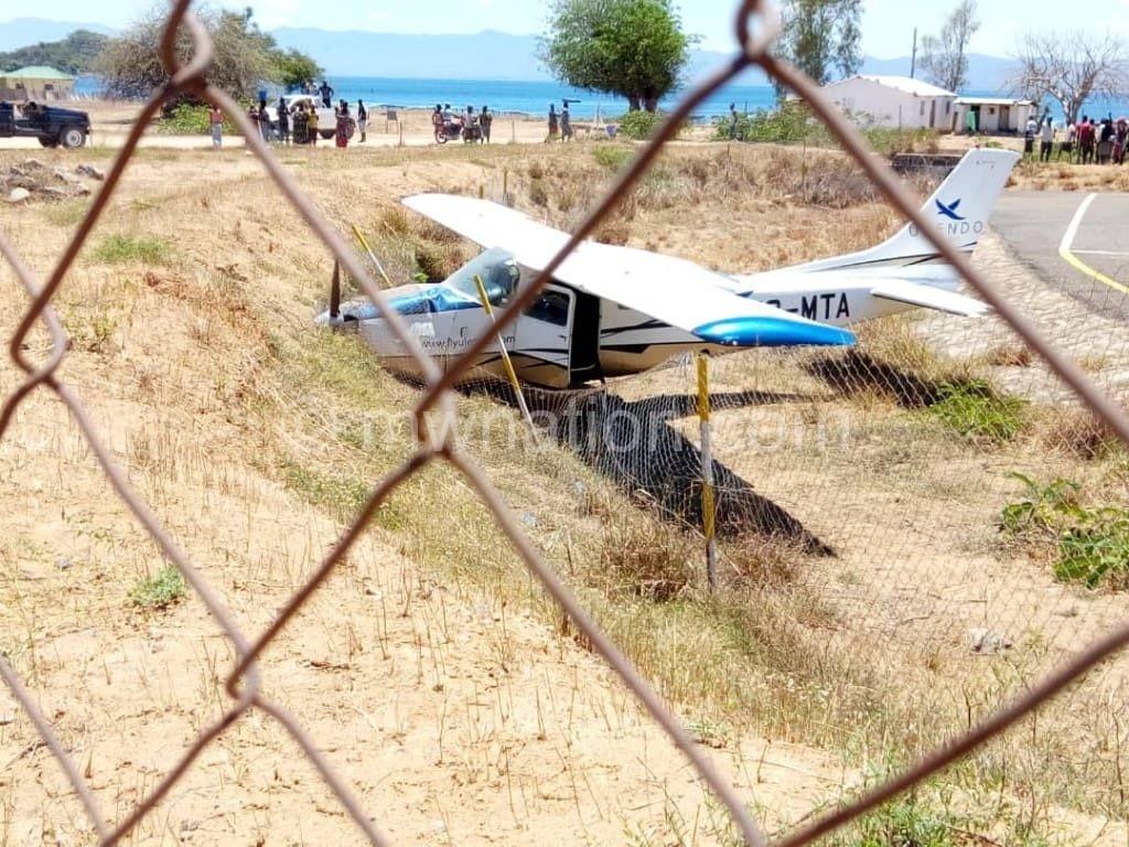 Plane crash   The Nation Online