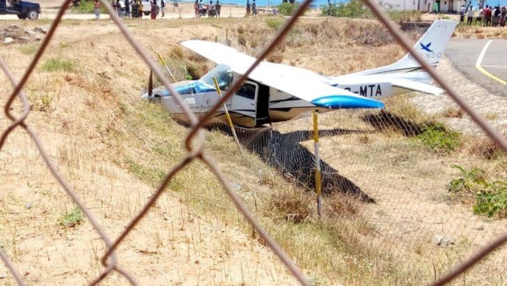Egenco officials survive plane crash in Likoma