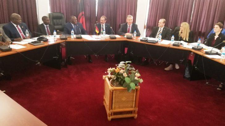 Germany warns Malawi on political instability