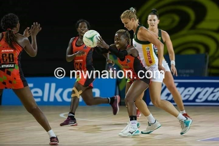 Queens against South Africa | The Nation Online
