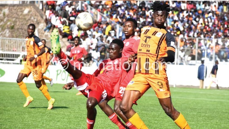 Fans to pay more for Blantyre derby