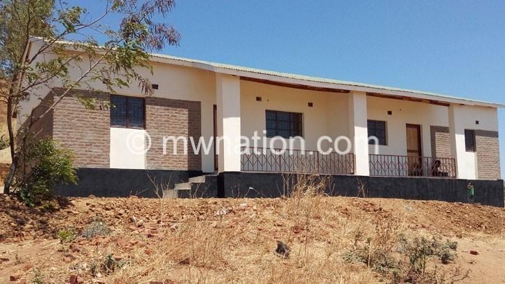 NGO hands over teachers houses