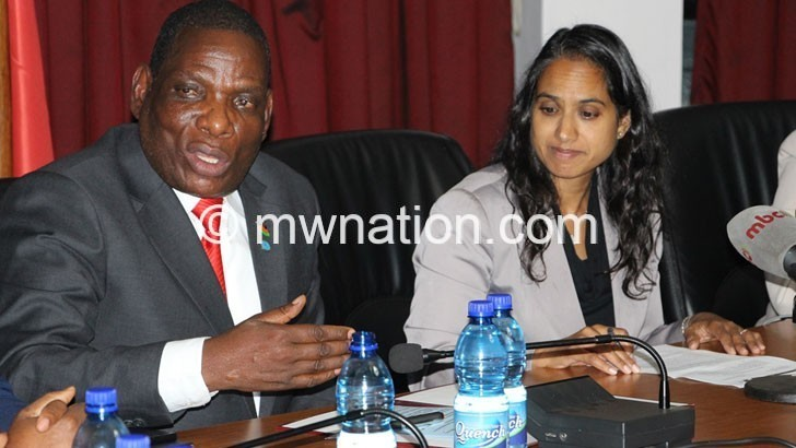 imf mwanamveka   The Nation Online