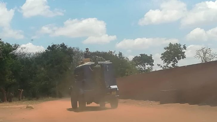 Police crash with Lilongwe residents ahead of APM rally