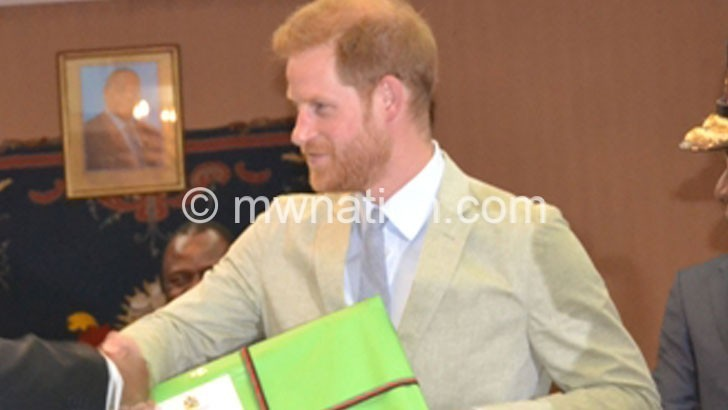 prince harry | The Nation Online