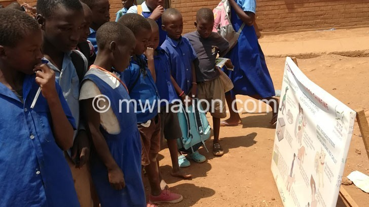 NGO takes anti-rabies awareness to pupils