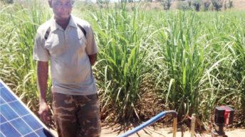 Solar-power sweetens farmers' lives