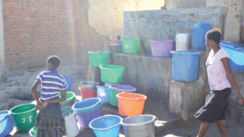 Water shortage affects Katili Health Centre