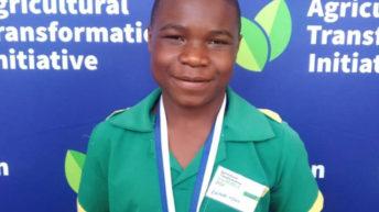 Lilongwe boy, 13, invents groundnuts plucking machine