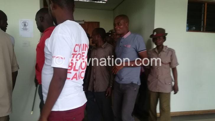 Chikondi Chileka | The Nation Online